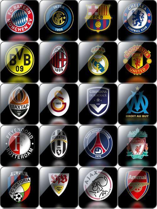 PES 2012 Dark Style Logo By Forzamilan