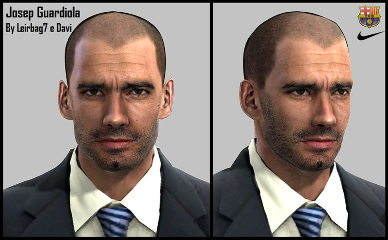 Pep Guardiola By Leirbag7 e Davi