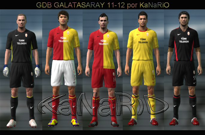 GDB Galatasaray 11-12 by KaNaRiO