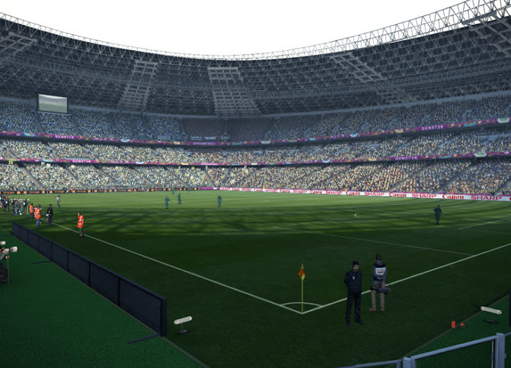 DONBASS ARENA BY JNNY