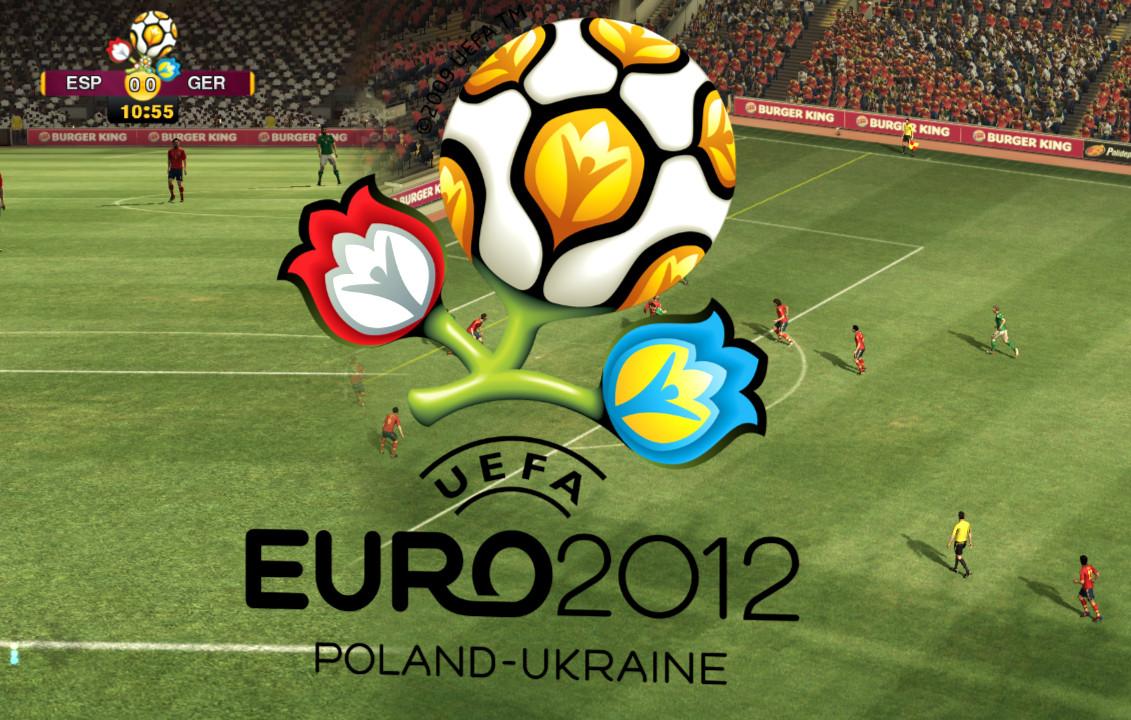 Marcador UEFA Euro 2012 by Severus