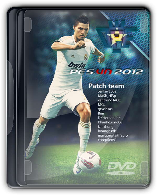PES2012 PESVN Patch v4.6.0
