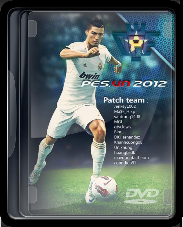 PES2012 PESVN Patch v4.6.0