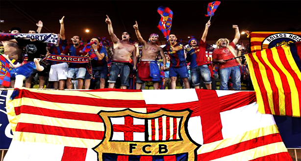 New Chants Of FC Barcelona By Fenomeno_10