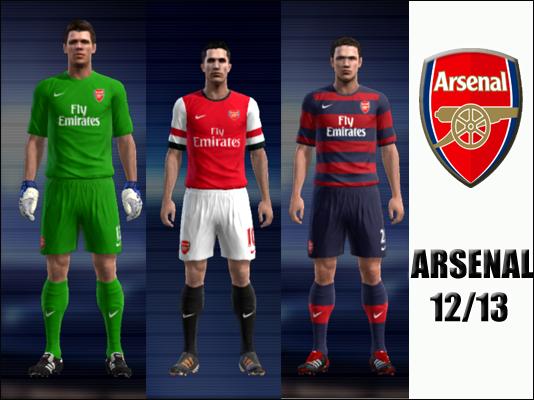 GDB Arsenal 12/13 por KaNaRiO