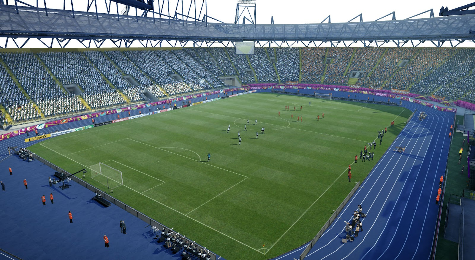 Metalist Stadium (EURO2012) by jnny