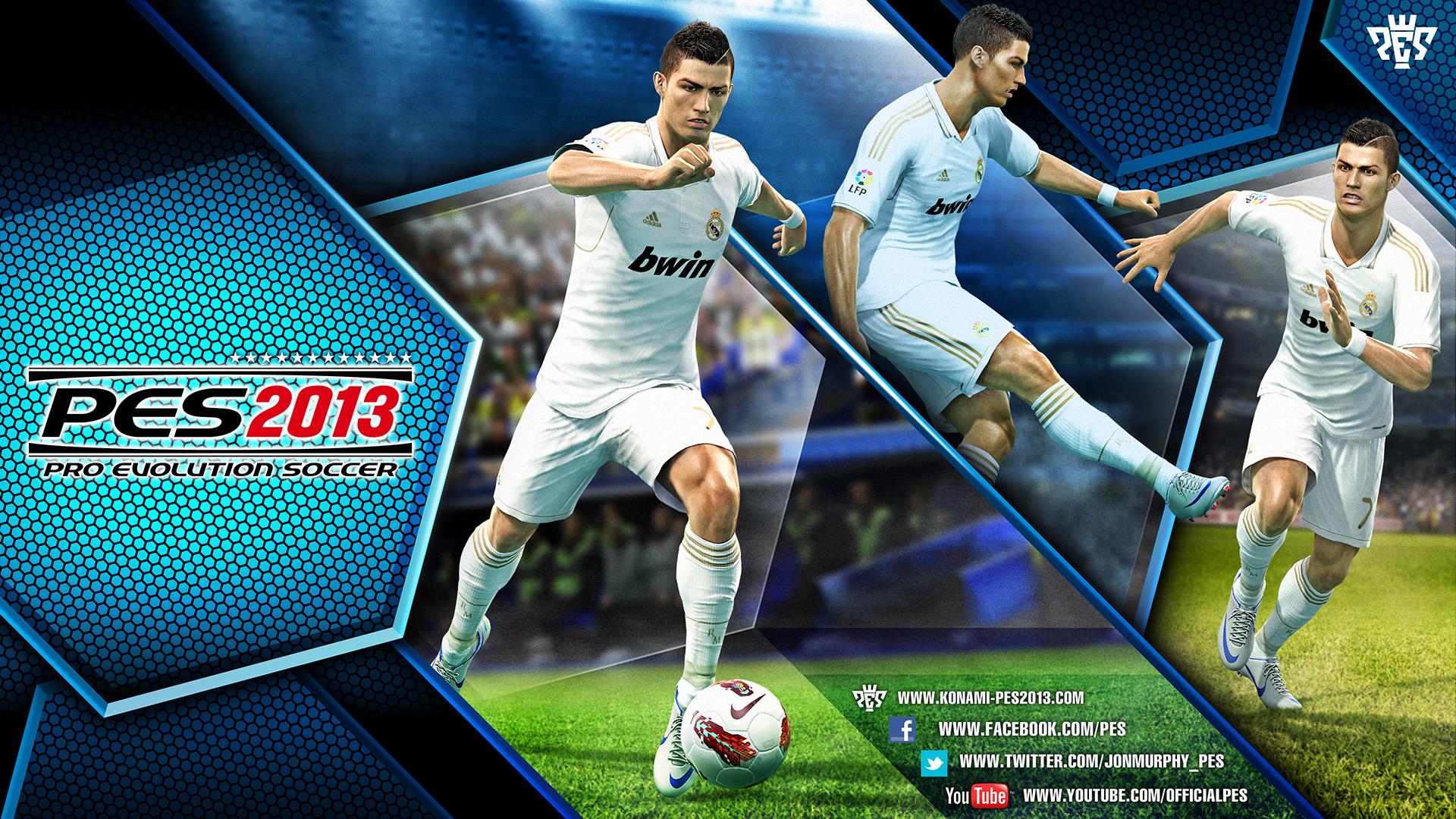 Nuevo Trailer E3 Oficial de PES 2013 y habrá DLC con Estadios Españoles