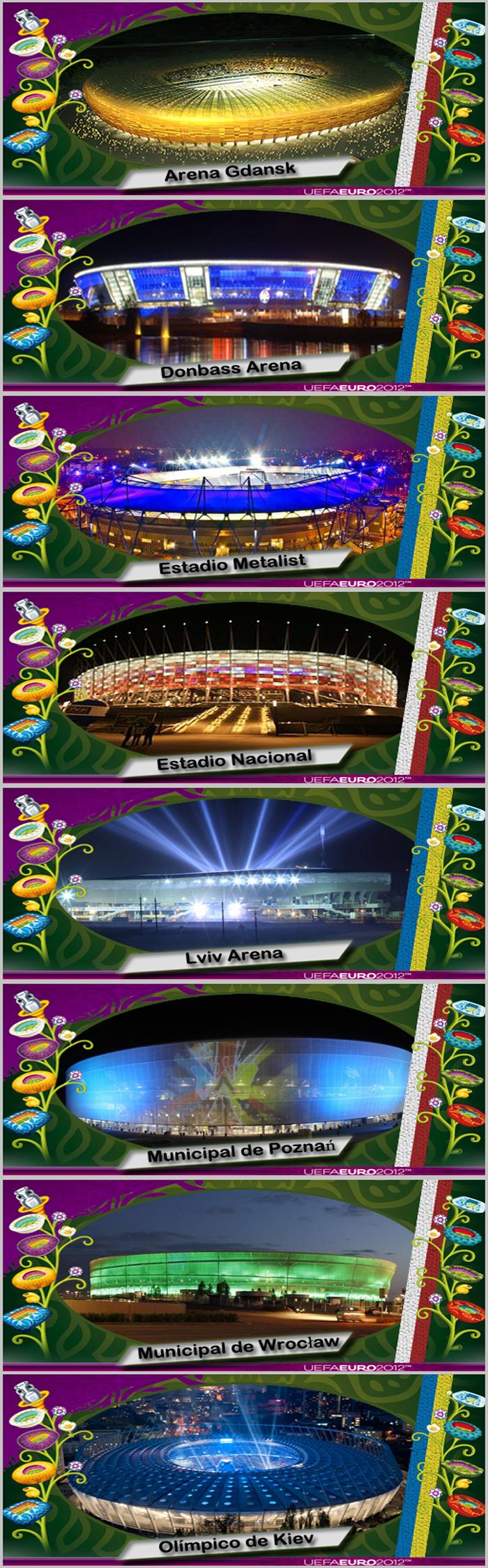 Previas estadios EURO2012 by Meryoju_