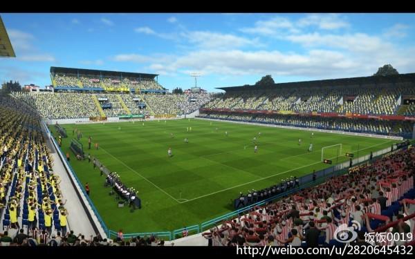 Estadio El Madrigal by luocheng