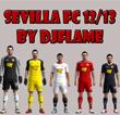 Sevilla FC 12/13 GDB by dj_flame