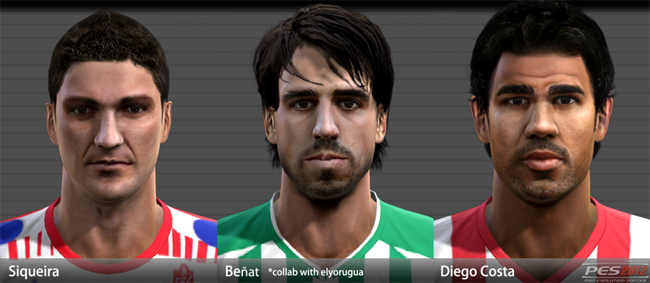Liga BBVA Facepack #3 by godra94