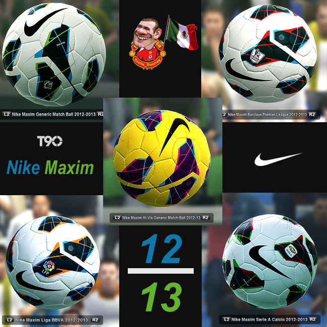 Fix final nike maxim+hi-vis+Pck dt0b Menu exhibicion by skills_rooney