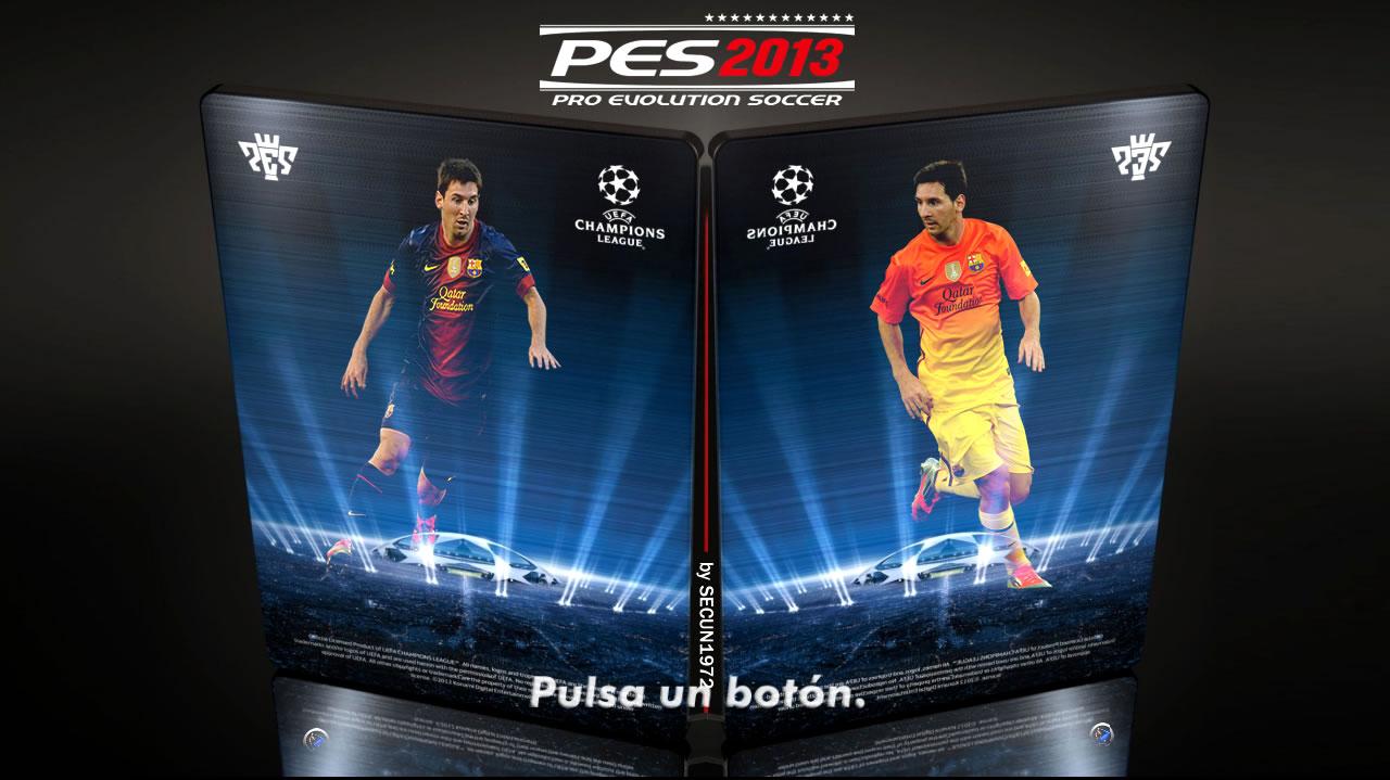 Fondo pulsa un botón. Champions – L.Messi by SECUN1972