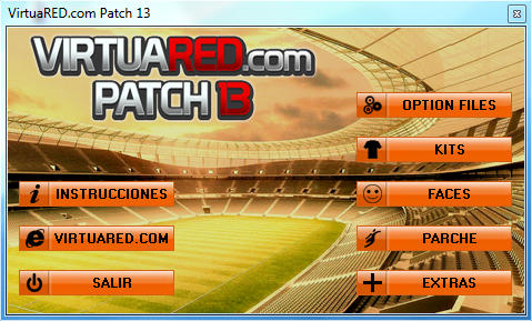 VirtuaRED.com Patch 13 ya disponible!!