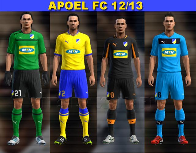 Apoel FC 12/13 by KaNaRiO