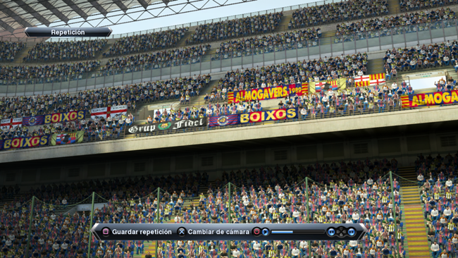 PES 2013 Supporters Banners Patch by Txak