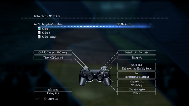 PS3 Pad Full version by congdien91