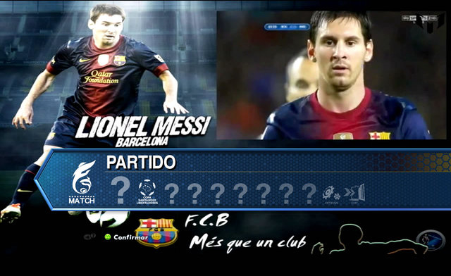 "Intro & Background ""Messi, The Titan 2012/2013"" by SECUN1972"