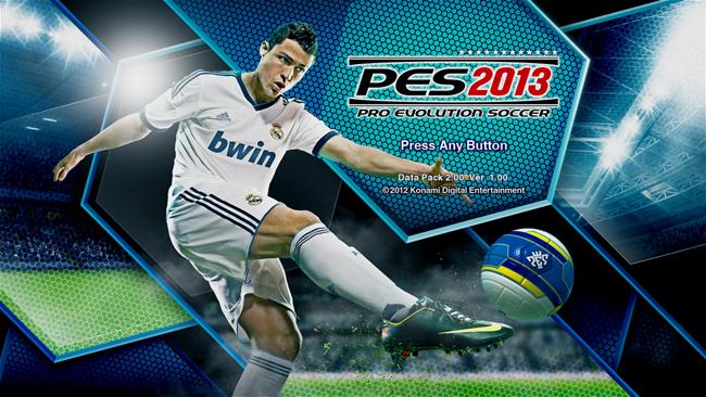 Ya disponible la nueva actualización del PES 2013 (DLC 2.00)