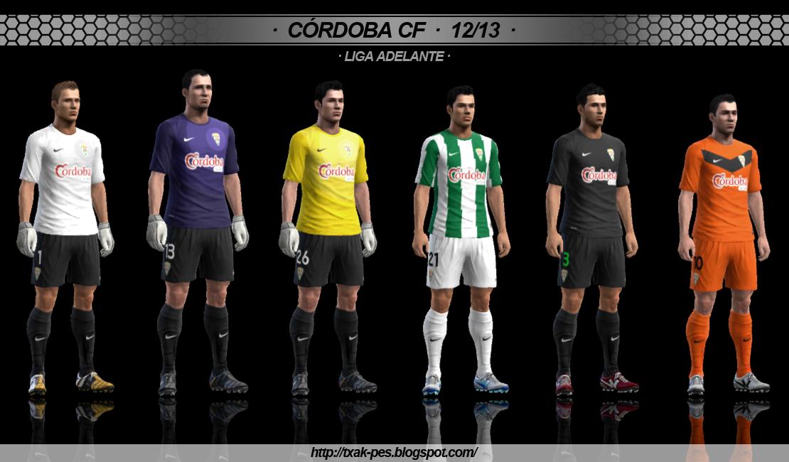 GDB Córdoba CF 12/13 by Txak