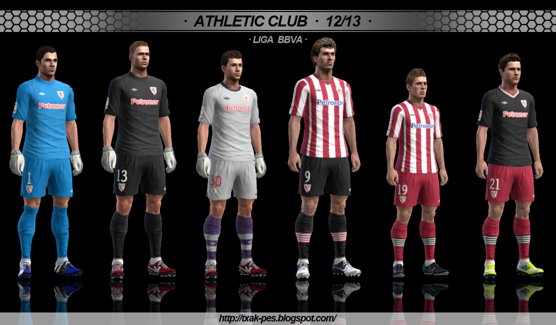 Athletic Club 12/13 GDB by Txak
