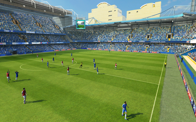 Stamford Bridge by Gkan (Fixed by oliver14)