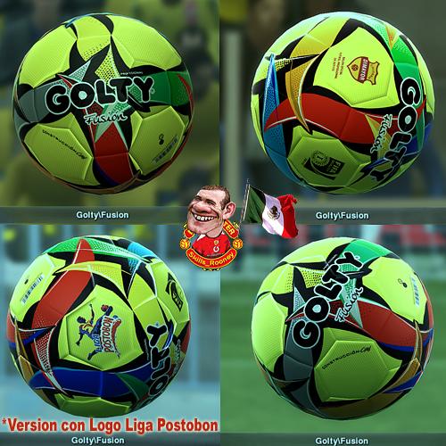GOLTY Fusión Liga Postobon 2012 by skills_rooney