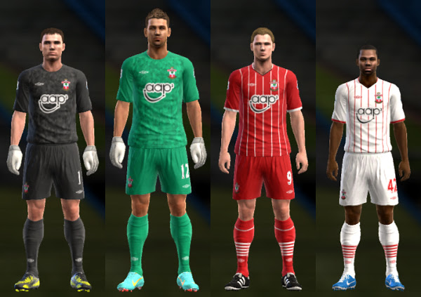 Kit Southampton by Reixx