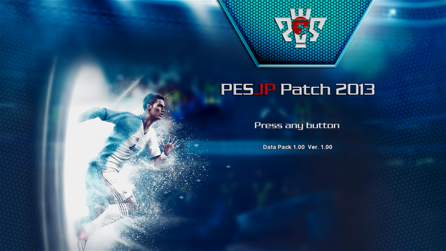 PESJP Patch 2013 v 1.3 + Update 1.33 Unlimited edition