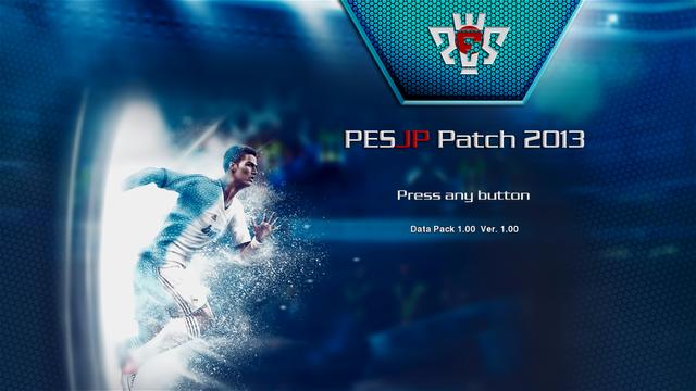 PESJP Patch 2013 v 1.3 + Update 1.33 Unlimited edition