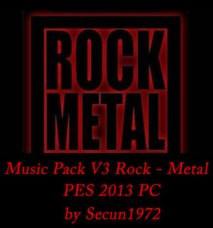 Music Pack V3 Rock – Metal by Secun1972