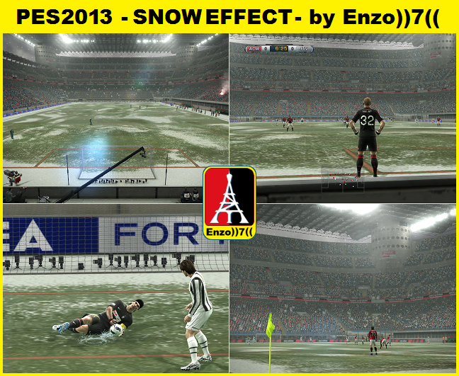 Snow effect by Enzo7