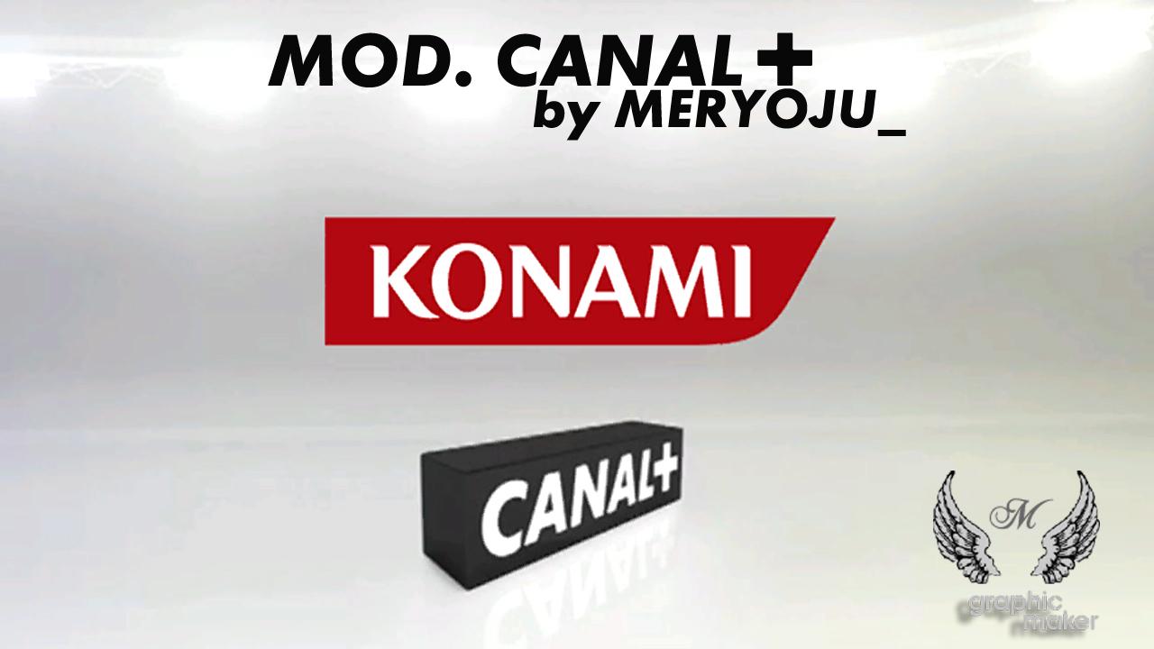 Mod. grafico Canal+ by Meryoju_