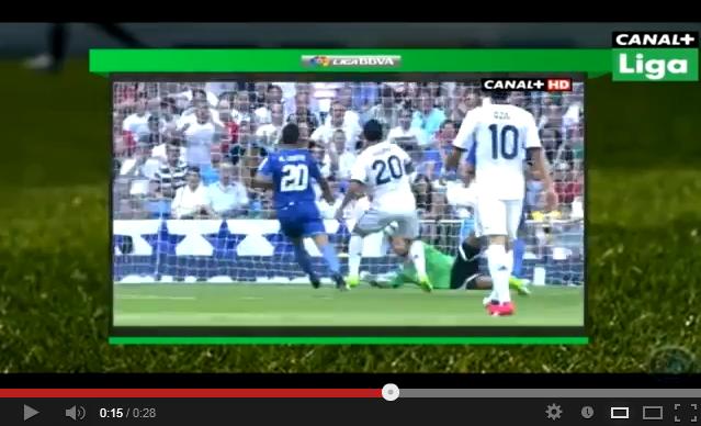 Intro Canal+ «El día del fútbol» by Secun1972