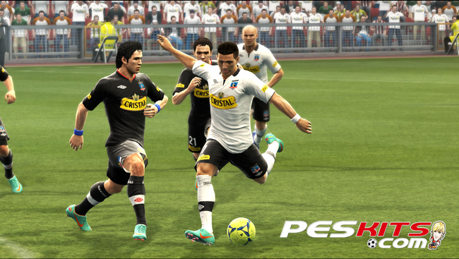 Colo-Colo 2013 Kits by edxz101 [PC]