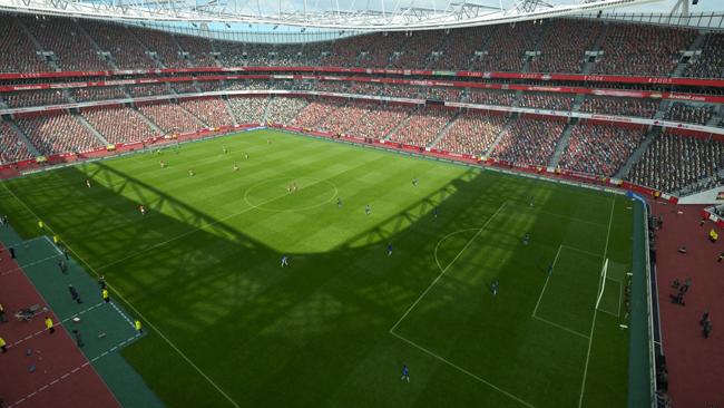 Emirates Stadium by cui_ruby