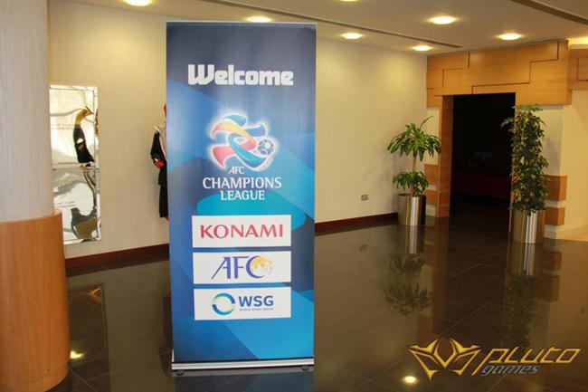 PES 2014 incluirá el torneo AFC Champions League