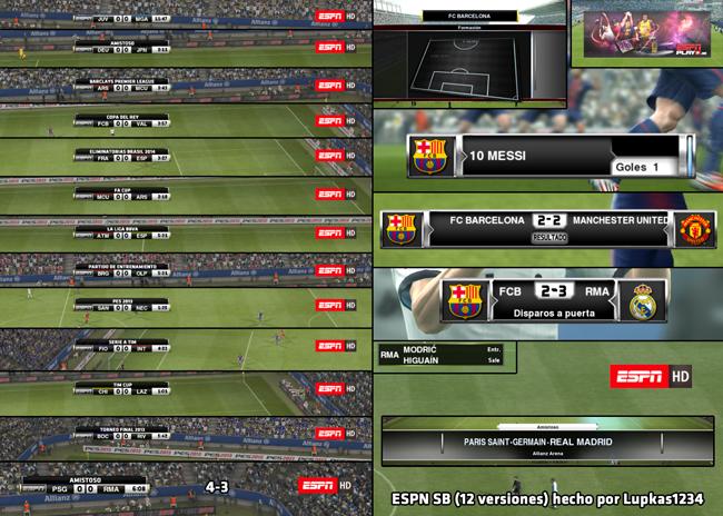 ESPN Scoreboard by Lupkas1234