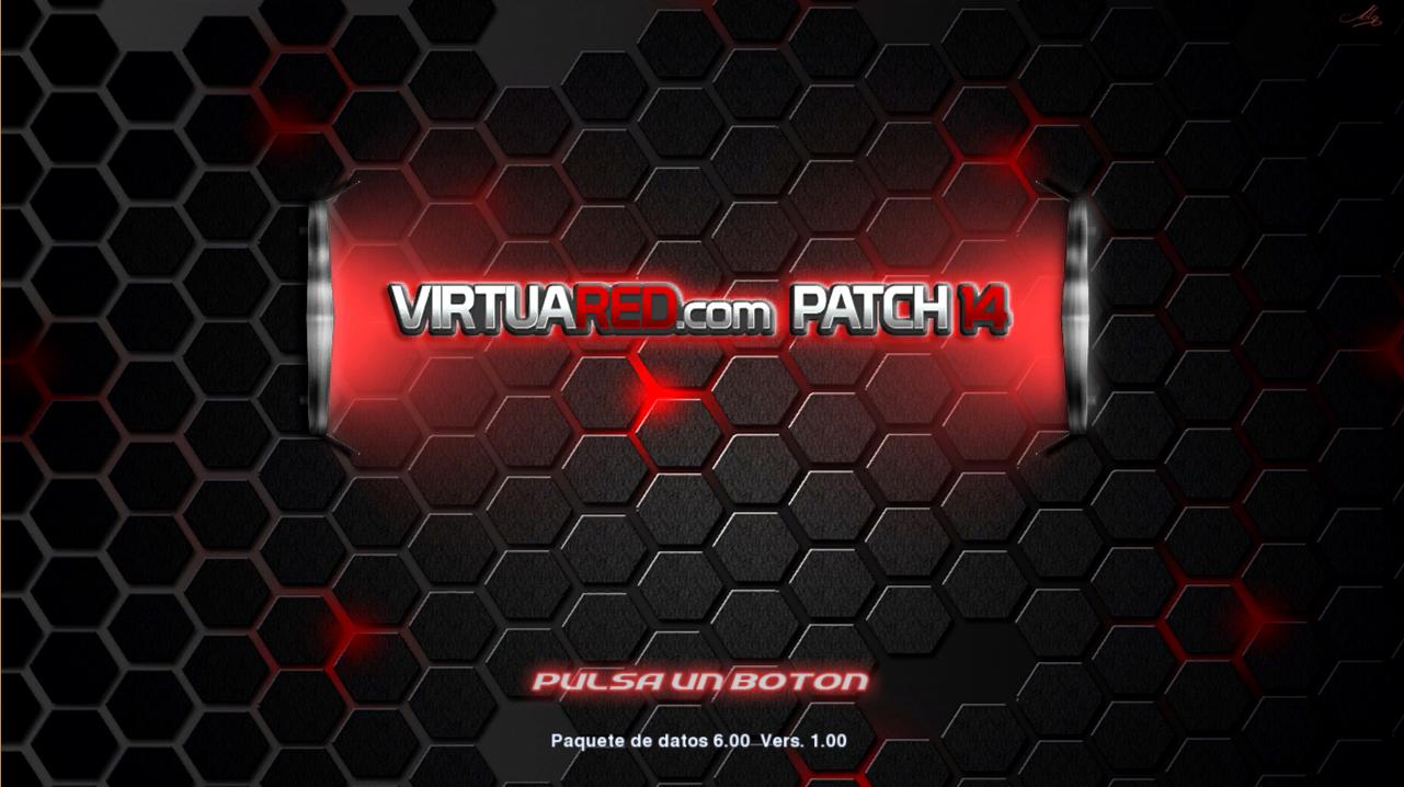 ¡¡Novedades sobre el VirtuaRED Patch 14!!