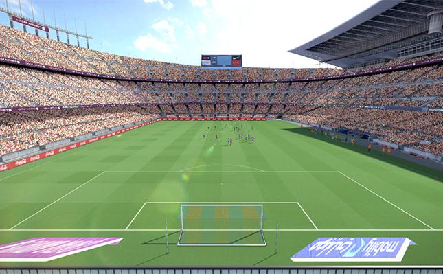 Camp Nou by sxsxsx (Edited by Txak V2)