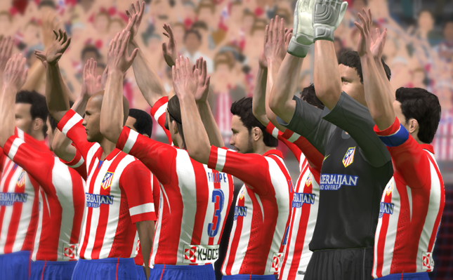 Atlético de Madrid 13/14 GDB by Txak