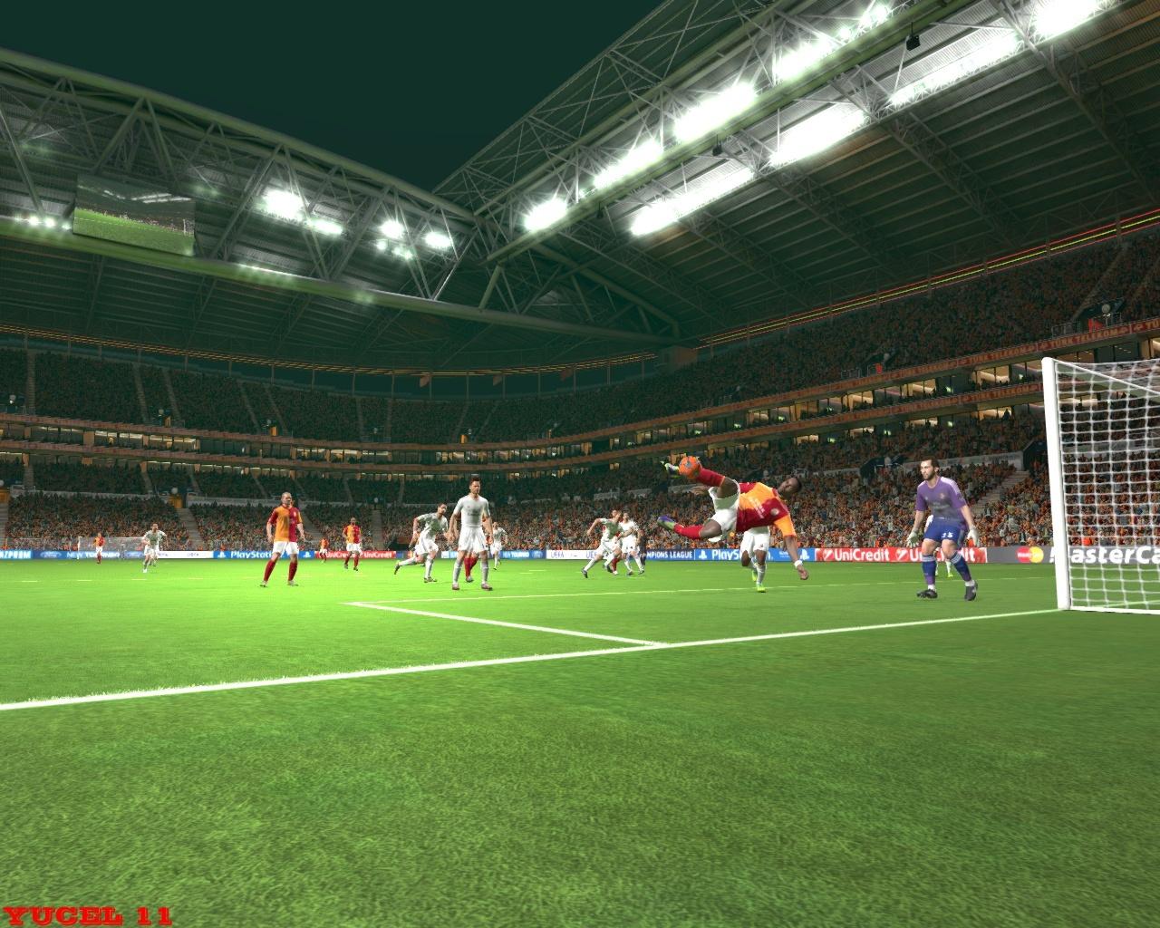Turk Telekom Arena by Yucel11