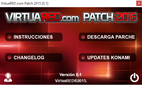 VirtuaRED.com Patch 2016 v0.1 ¡¡YA DISPONIBLE!!