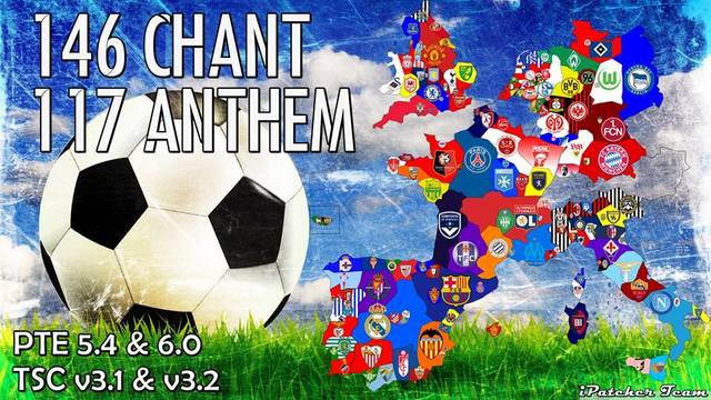 CHANT V2 + ANTHEM AIO by iPatch Team