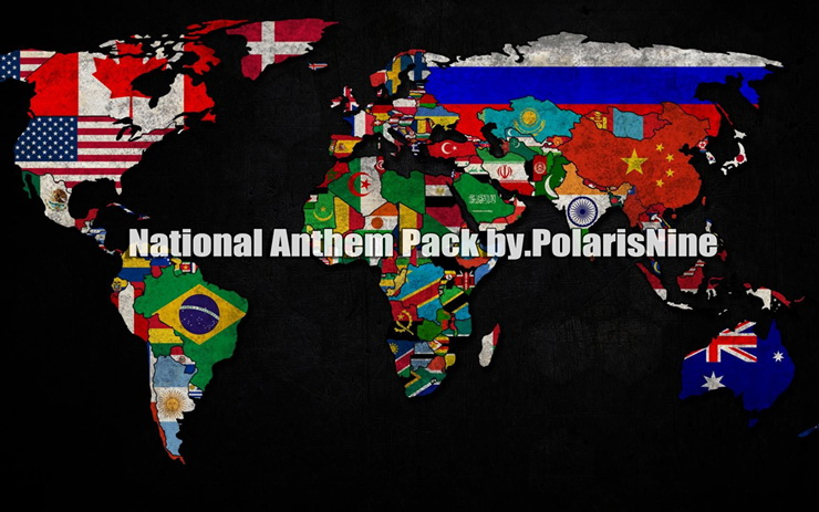 National Anthem Pack V3 by PolarisNine