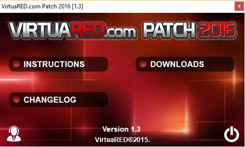Versión 1.3 del VirtuaRED.com Patch 2016 ya disponible