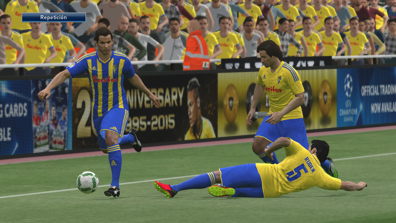 Kits Cádiz CF 16/17 by Mrock77