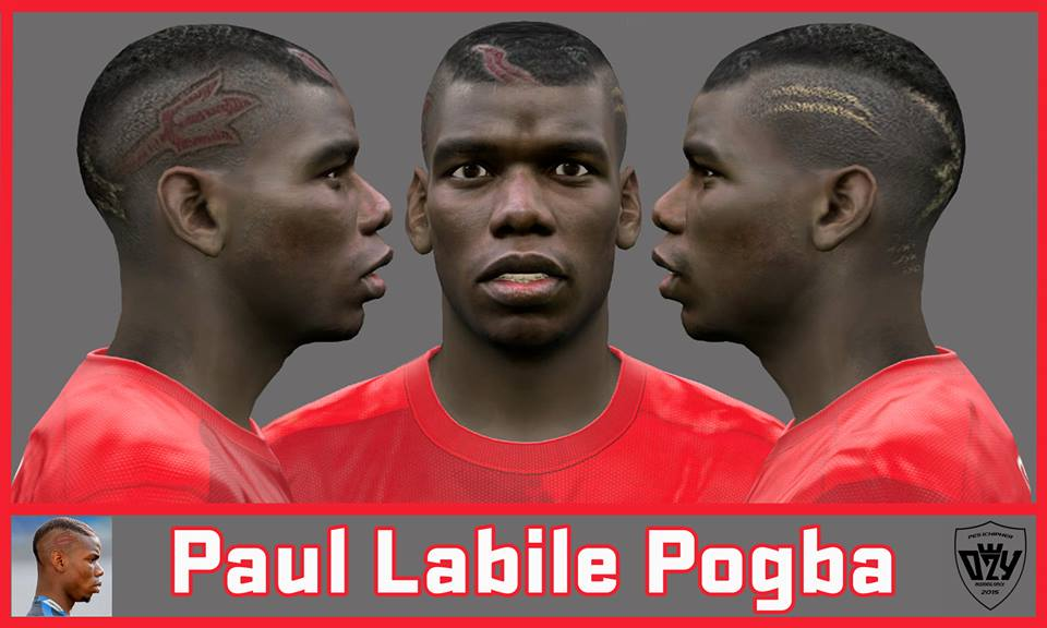 Pogba face by Ozy_96