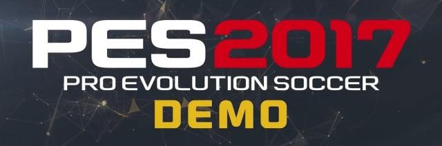 Ya disponible la demo de PES 2017 en Steam