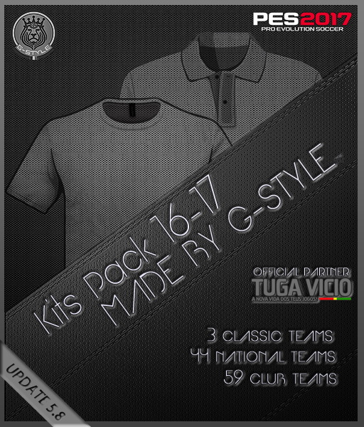 Kits Pack v5.8 All In One by G-Style